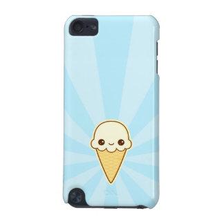 Kawaii glückliche Vanille Eistüte iPod Touch 5G Hülle