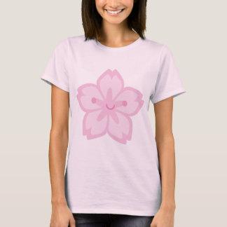 Kawaii Kirschblüte Kirschblüten-Blume T-Shirt