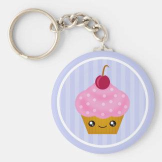 Kawaii kleiner Kuchen Keychain Schlüsselanhänger