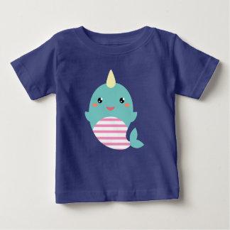 Kawaii Narwhal Baby T-shirt