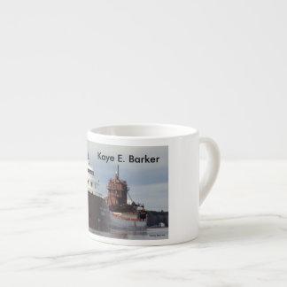 Kaye E. Barker Mug Espressotasse