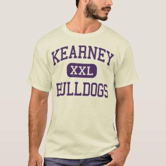 Kearney - Bulldoggen - Jüngeres - Kearney Missouri T-Shirt