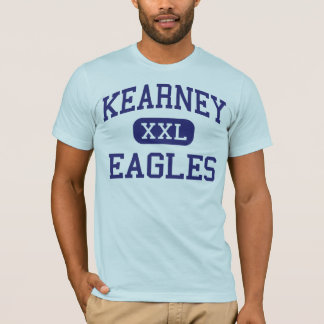 Kearney - Eagles - Katholischer - Kearney Nebraska T-Shirt