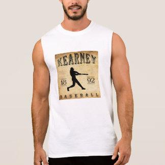 Kearney Nebraska Baseball 1892 Ärmelloses Shirt