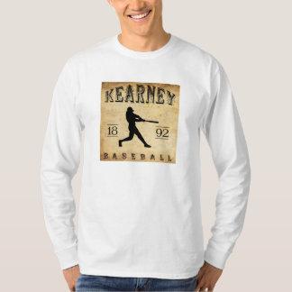 Kearney Nebraska Baseball 1892 T-Shirt