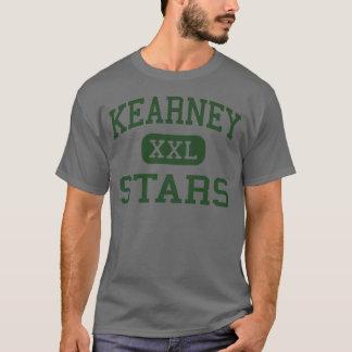 Kearney - Sterne - Katholischer - Kearney Nebraska T-Shirt