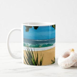 Ke'e Strand-Kauai-Tasse Tasse
