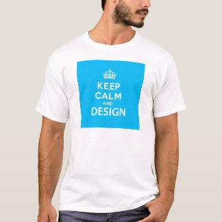 keep-calm-and-design T-Shirt
