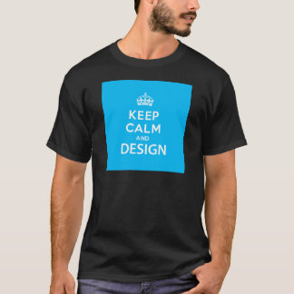 keep-calm-and-design T-Shirt