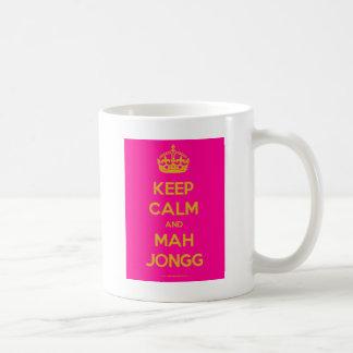 Keep-Calm-And-Mah-Jongg.pdf Tasse