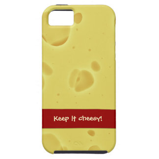 Keep it cheesy! - Iphone cover iPhone 5 Hülle