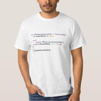 Keep Programmierung T-Shirt