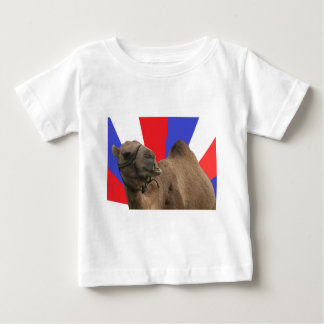 Keep sieht calm & camel baby t-shirt
