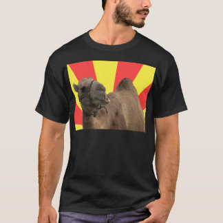 Keep sieht calm & camel T-Shirt