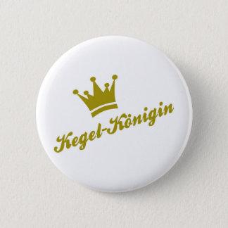Kegeln Runder Button 5,1 Cm