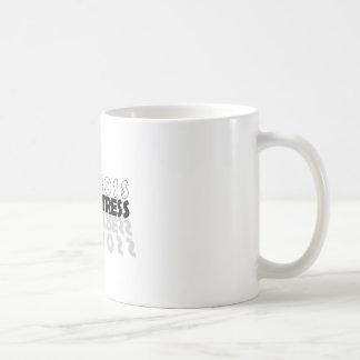 KEIN Chef KEIN Druck Kaffeetasse