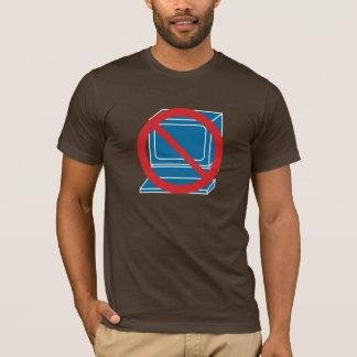 Kein Computer T-Shirt