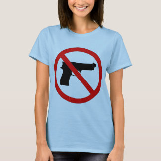 kein Gewehr T-Shirt