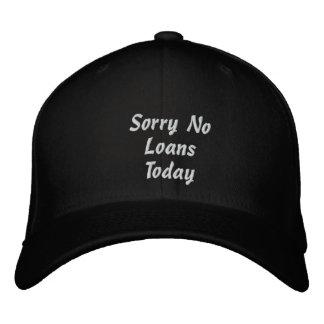 Kein Loans_ gestickter Hut Besticktes Baseballcap
