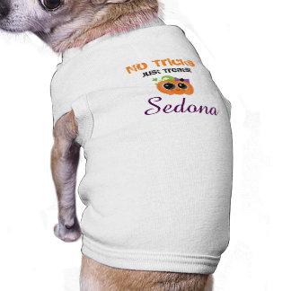 Kein personalisiertes Haustier-Shirt der Ärmelfreies Hunde-Shirt