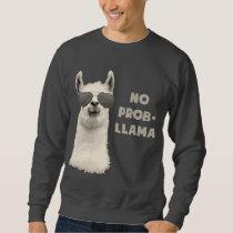 Kein Problem-Lama Sweater