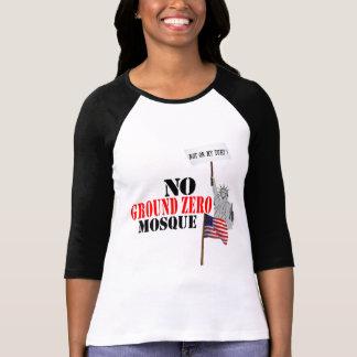 Keine Bodennullpunkt-Moschee T-Shirt