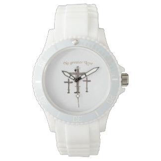 keine größere Liebe Armbanduhr