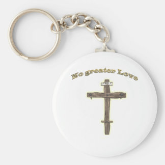 Keine größere Liebe Schlüsselanhänger