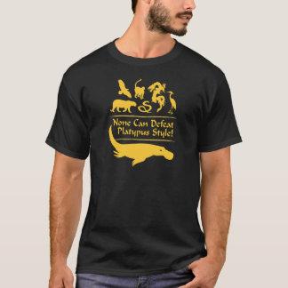 Keine können Platypus Art besiegen! T-Shirt