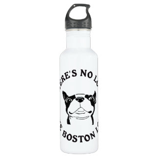 Keine Liebe mögen eine Edelstahlflasche