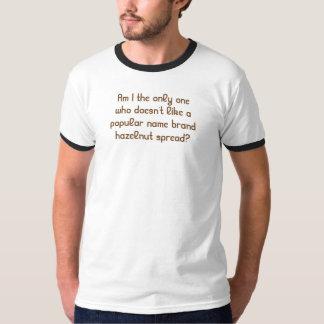 keine Liebepopuläre Namensmarkenhaselnuß T-Shirt