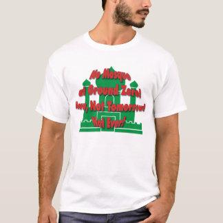 Keine Moschee T-Shirt