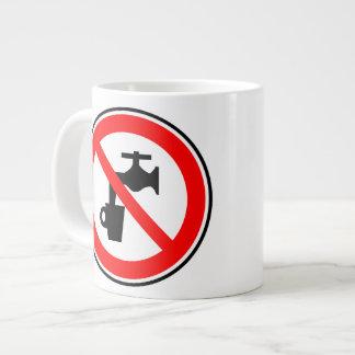 Keine Wasserzeichen Tasse