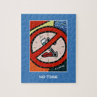 Keine Zeit - Zeit-Stücke Puzzle