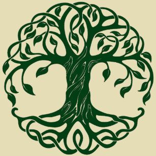 Irischer Baum Des Lebens T Shirts Zazzleat