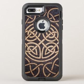 Keltischer Entwurf (2) OtterBox Defender iPhone 7 Plus Hülle
