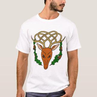 Keltischer Hirsch T-Shirt