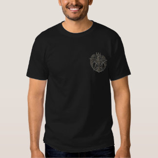 keltischer Rabe T-shirt