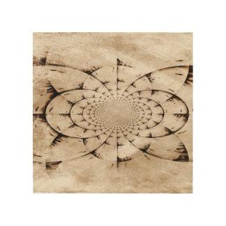 Keltischer tapferer Wandbehang Holzdrucke