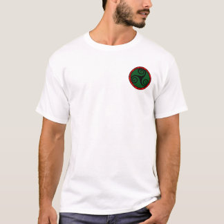 Keltisches Nations-Siegel-Shirt T-Shirt