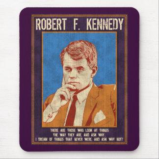 """Kennedy, Robert - """"warum nicht? """" Mauspads"""