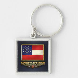 Kennedys Bataillon von New Orleans Schlüsselanhänger