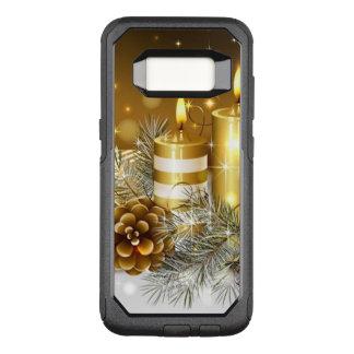 Kerzen und Kegel OtterBox Commuter Samsung Galaxy S8 Hülle