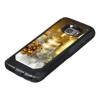 Kerzen und Kegel OtterBox Samsung Galaxy S7 Hülle
