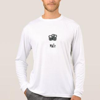 Kettlebell, Schmerz T-Shirt