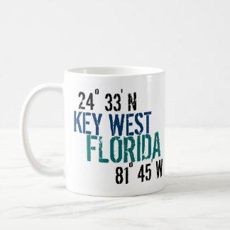 Key West-Breite Tasse