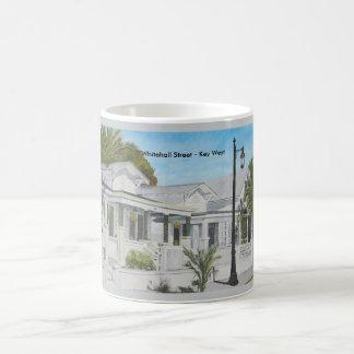 Key West-Kaffee-Zeit Kaffeetasse