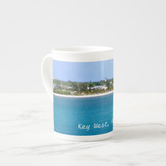 Key West-Küstenlinie Porzellantasse
