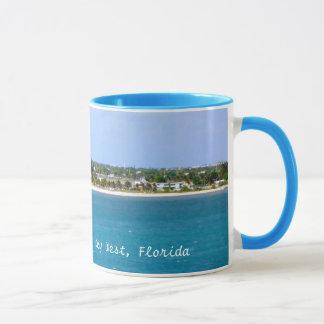 Key West-Küstenlinie Tasse