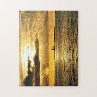 Key West-Sonnenuntergang Puzzle
